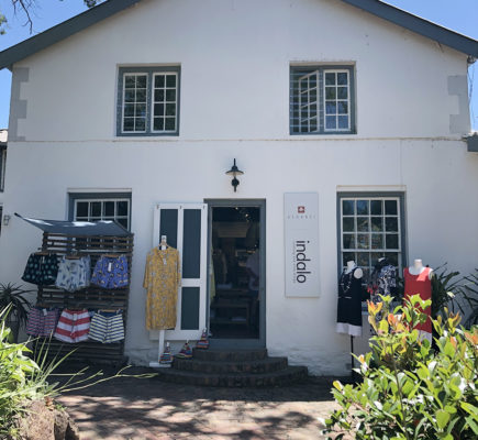 Our new nest in the Garden Route's most inspired village
